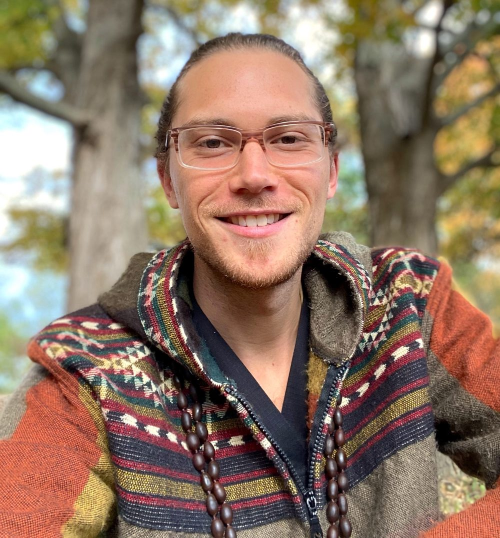 Devin Ryback, The Mindful Mage, Hypnotist and Transformational Coach.